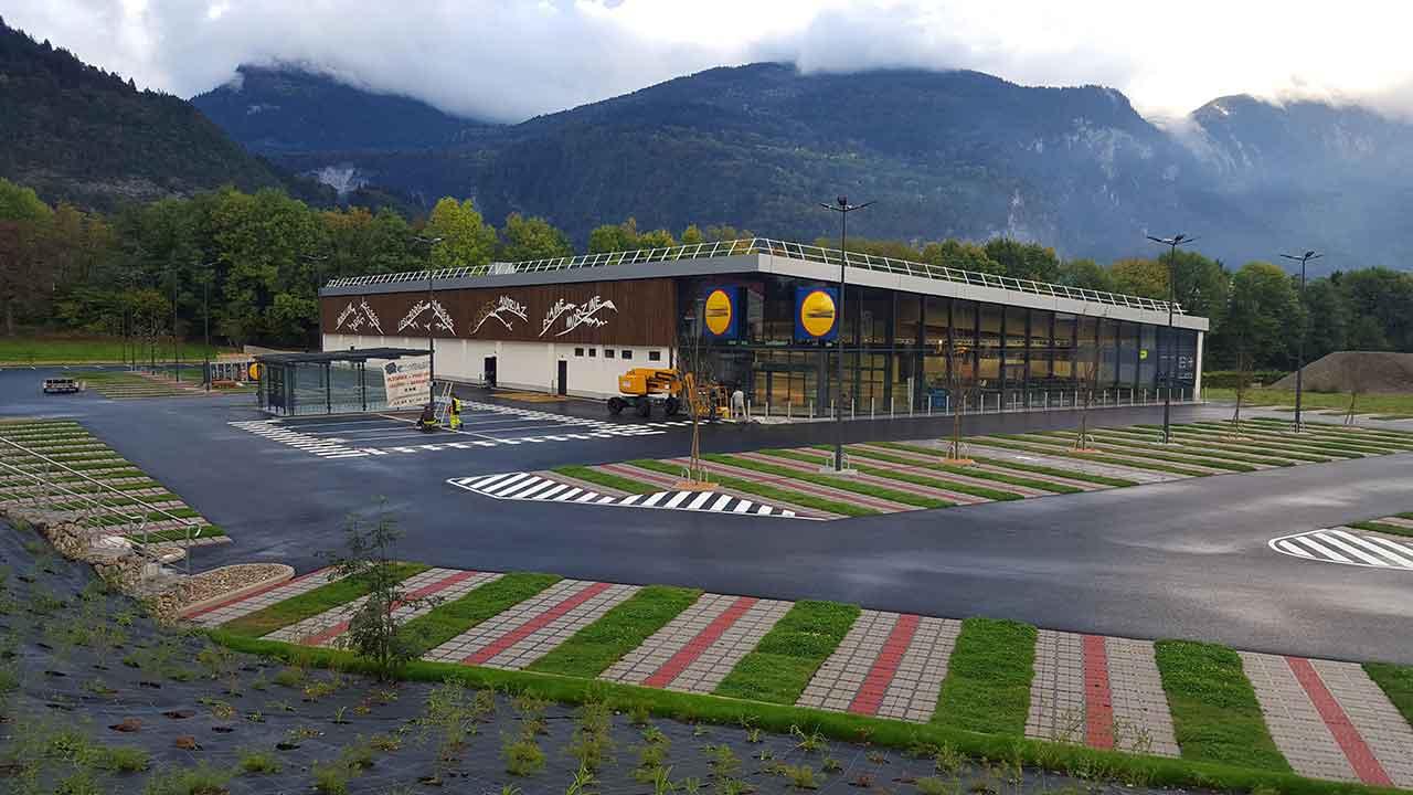 Ecoraster_Parkplatz_Einkaufszentrum