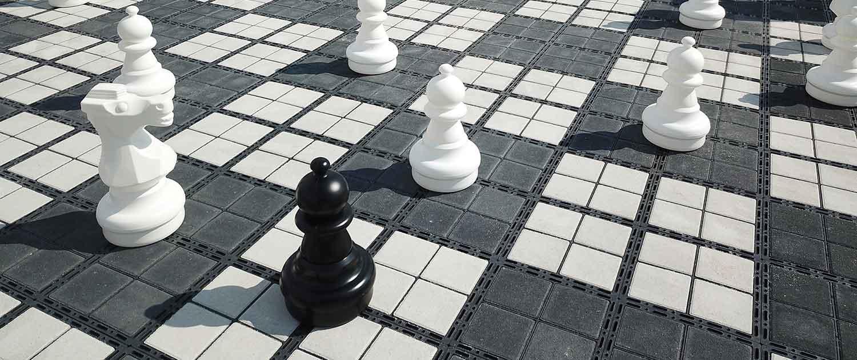 Schachbrettmuster