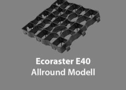 Ecoraster Bodengitter Universal
