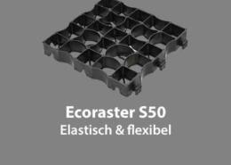 Ecoraster Bodengitter elastisch