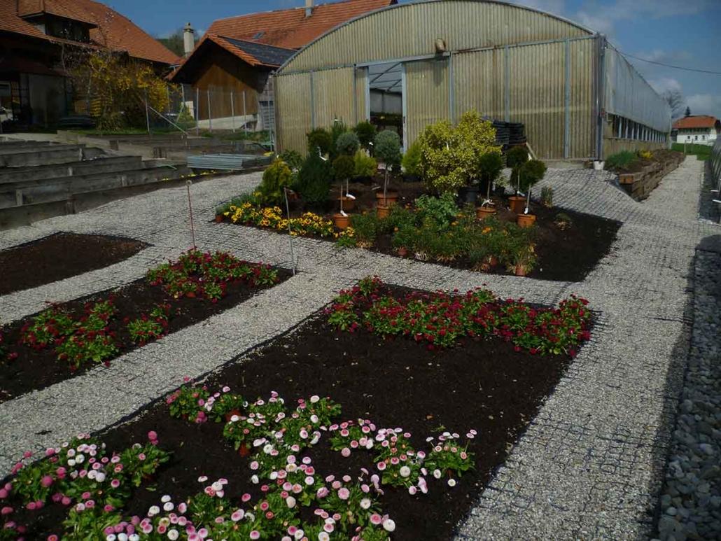 Gartenwege Ecoraster