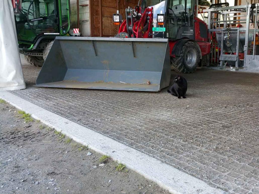 Ecoraster Landwirtschaft