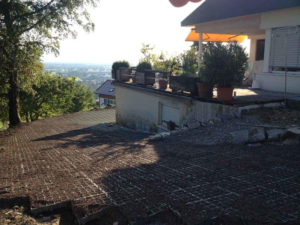 Gartengestaltung Ecoraster