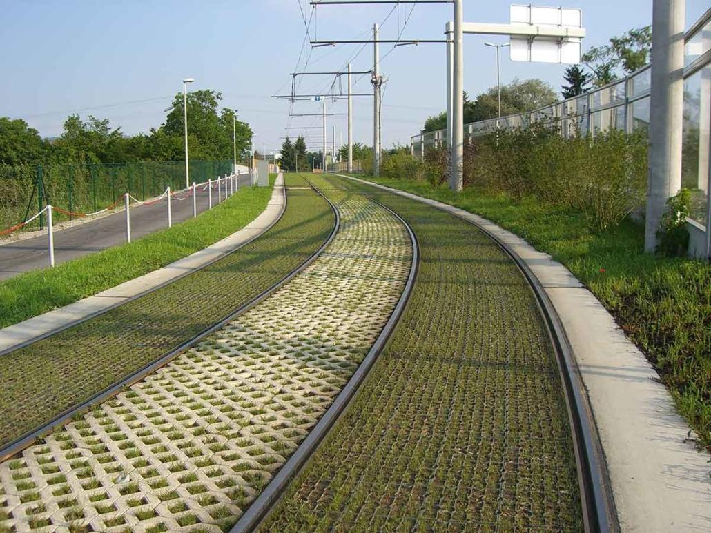 Strassenbahn Ecoraster