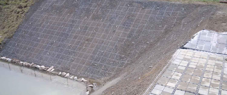 Erosionsschutz Erdnagel